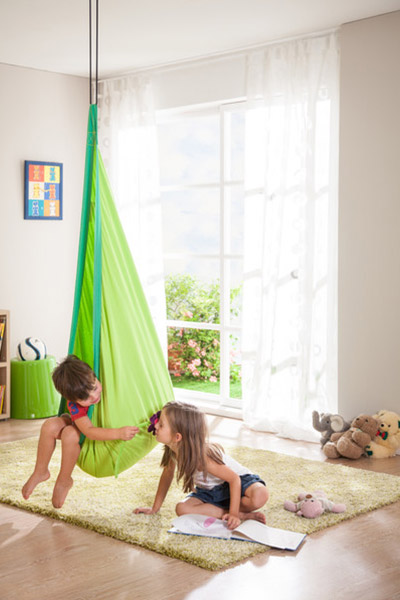 Adorable hammock for kids by La Siesta