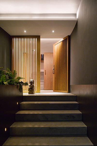 Barrancas House By Ezequielfarca Architecture And Design Entryway
