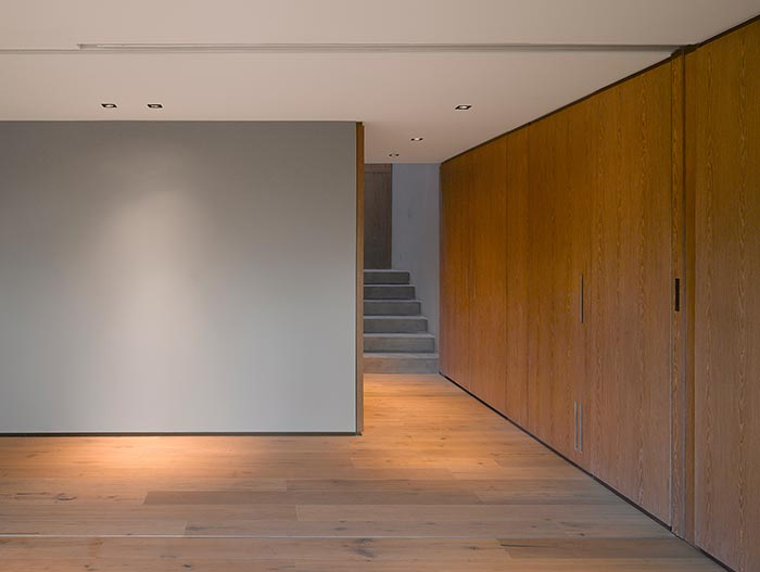 Barrancas House Interior Design