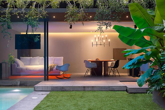 Barrancas House Modern Home In Mexico City