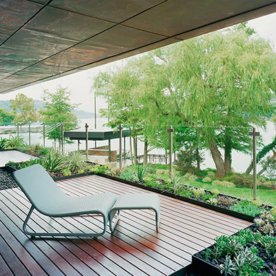 Beautiful Terrace With Spectacular Views