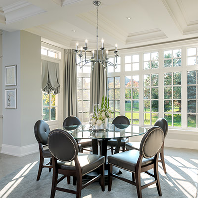 Beautiful Traditional Dining Room Design