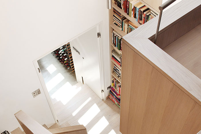 Book Tower House By Platform 5 Architects Wooden Staircase