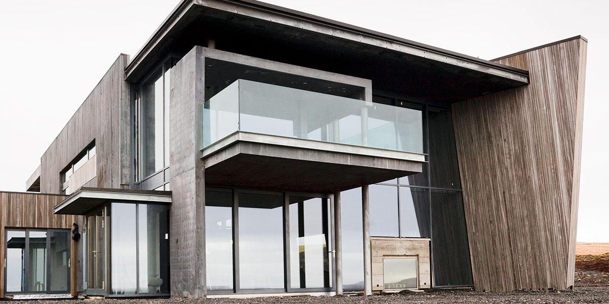 Casa G Modern Vacation House In Iceland By Gudmundur Jonsson Arkitektkontor