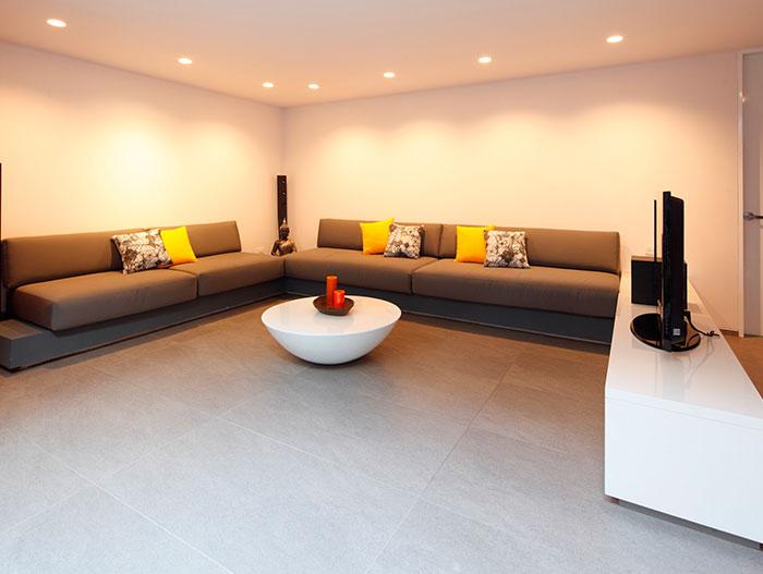 Casa P12 - Basement Design Idea