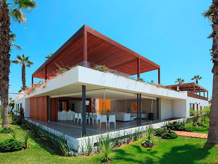 Casa P12 - Stunning Exterior In Lima Peru
