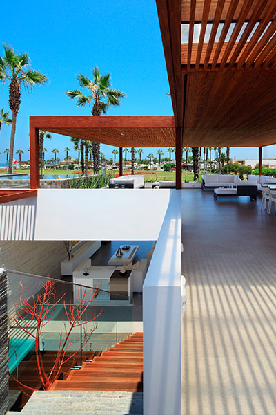 Casa P12: Terrace With Spectacular View