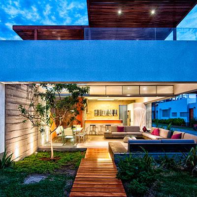 Casa Seta by Martin Dulanto - Exterior