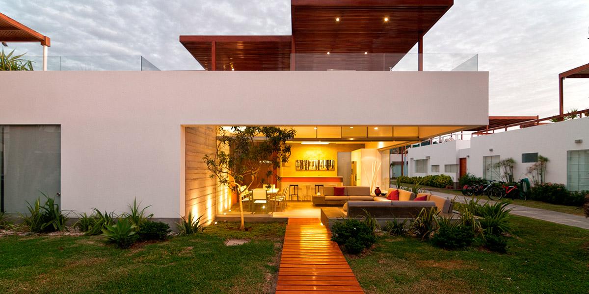 Casa Seta - Stunning Modern House In Lima, Peru