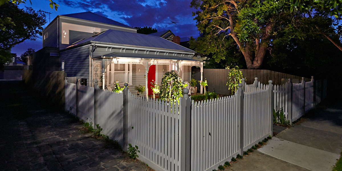 Caulfield North - Double Fronted Victorian Residence With Contemporary Interior