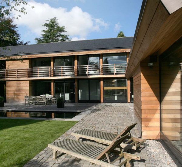 Cedarwood by Nicolas Tye Architects