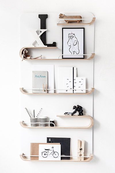 Customizable shelf by rafa kids room
