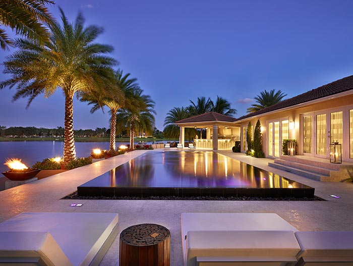 Doral Residence Stunning House In Miami Beach Florida