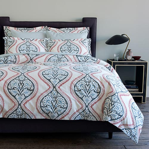 DwellStudio Mehndi Duvet Cover