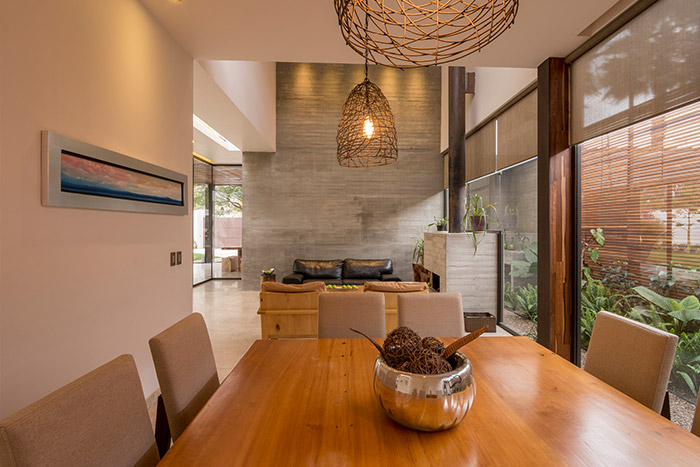 Elegant Family Home In Queretaro Mexico