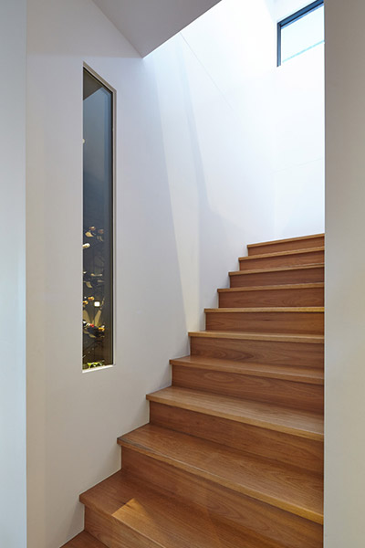 Elsternwick Renovation Contemporary Staircase