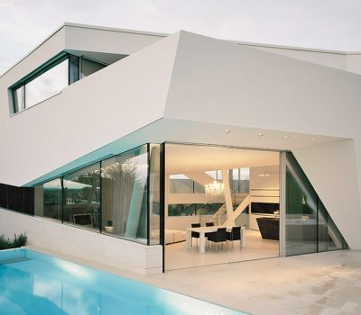 Freundorf Residence By Project A01 Architects