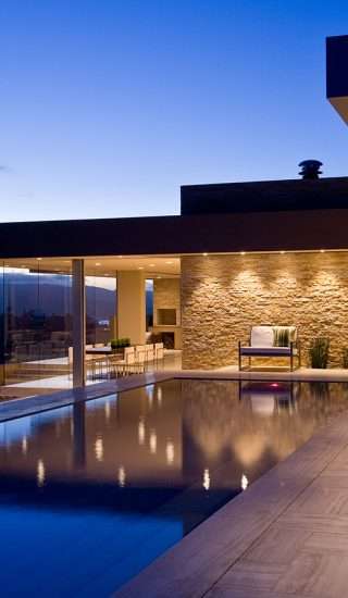 Garay Residence By Swatt Miers Architects