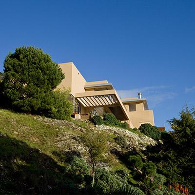 Garay Residence - Stunning Contemporary Home In Tiburon California