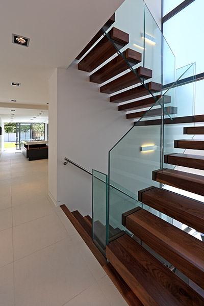 Greystones Residence Staircase