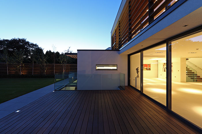 Greystones Residence by Nicolas Tye Architects Modern House