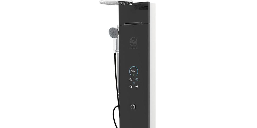 Hamwells' water saving shower named e-Shower