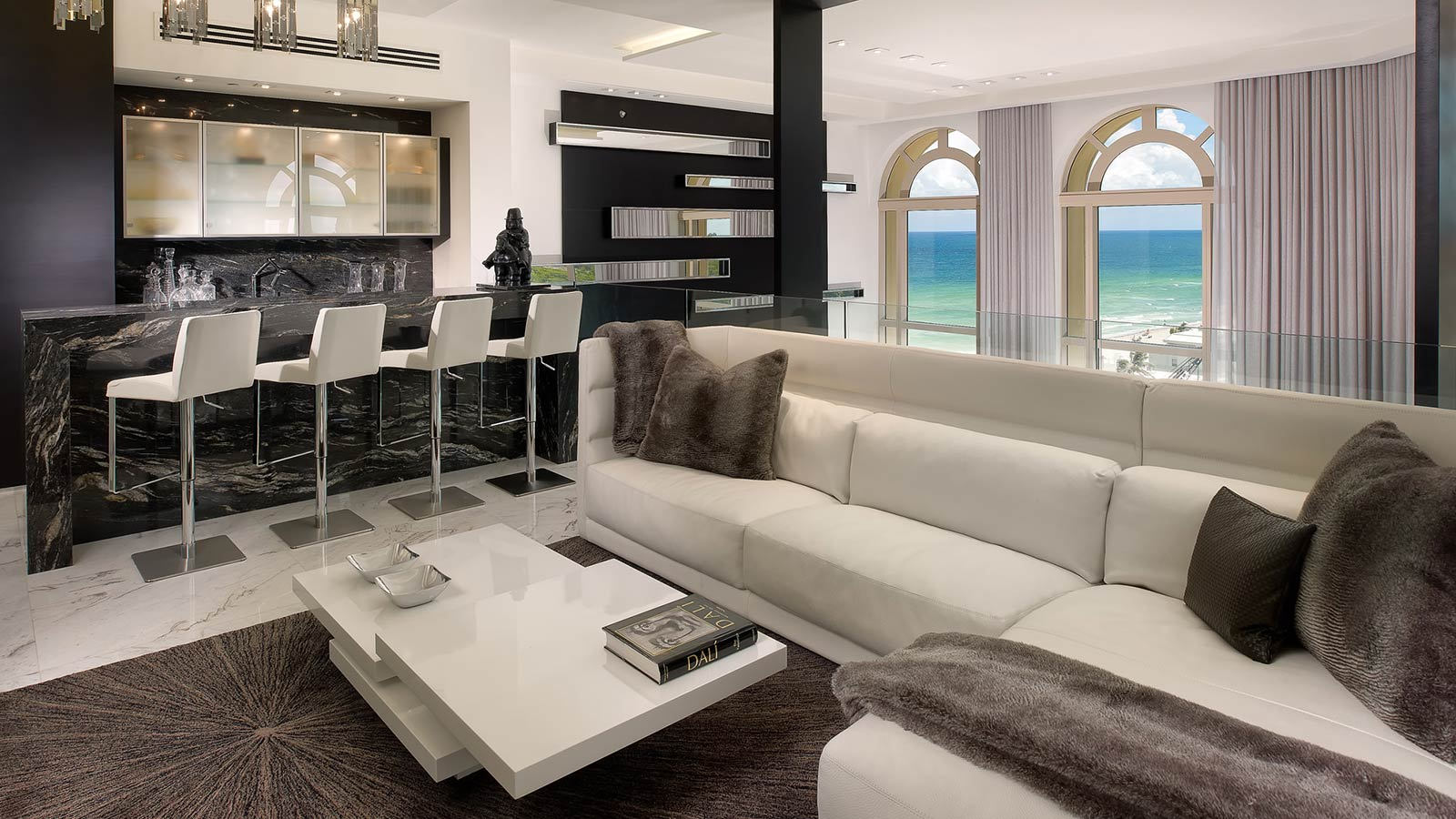 Hollywood Penthouse By Pepe Calderin Design