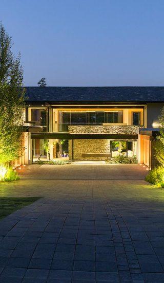 House In Blair Atholl By Werner van der Meulen Architects