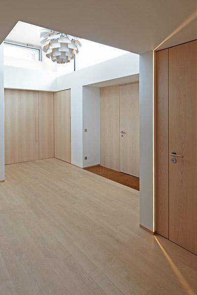 House S Hallway