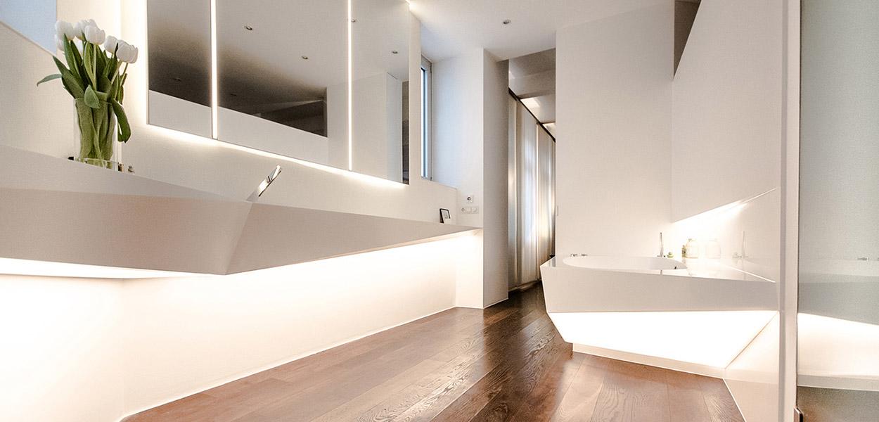 Ice bath contemporary bathroom design