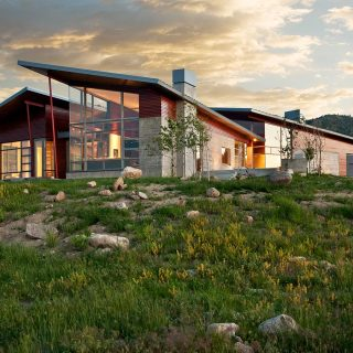 Wyoming Residence by Abramson Teiger Architects