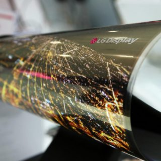 LG's super-thin rollable TV prototype offers a glimpse into the future