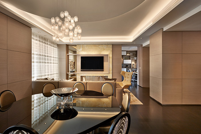 Luxurious Apartment In New York