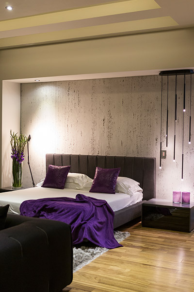 Luxurious Bedroom Design By Werner Van Der Meulen