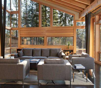 Mazama House by FINNE Architects