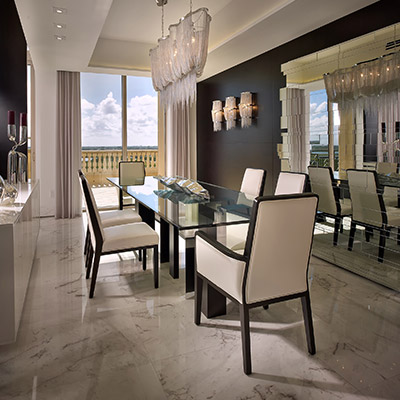 Modern And Elegant Dining Room Design