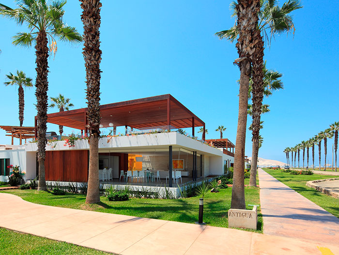 Modern Architecture - Casa P12 By Martin Dulanto