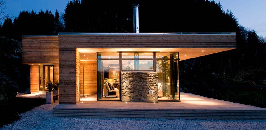 Modern Cabin GJ 9 By Gudmundur Jonsson Arkitektkontor