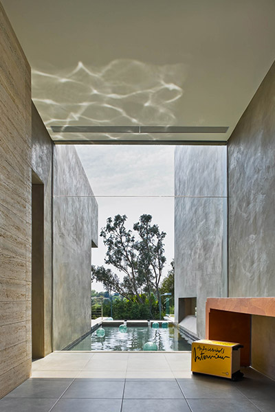 Modern Home In Bel Air By Shubin And Donaldson