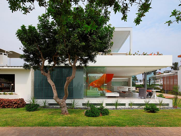 Modern House In Asia District Peru