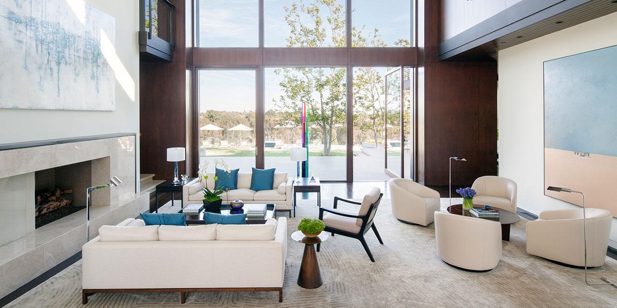 Napoli Residence Stylish Living Room