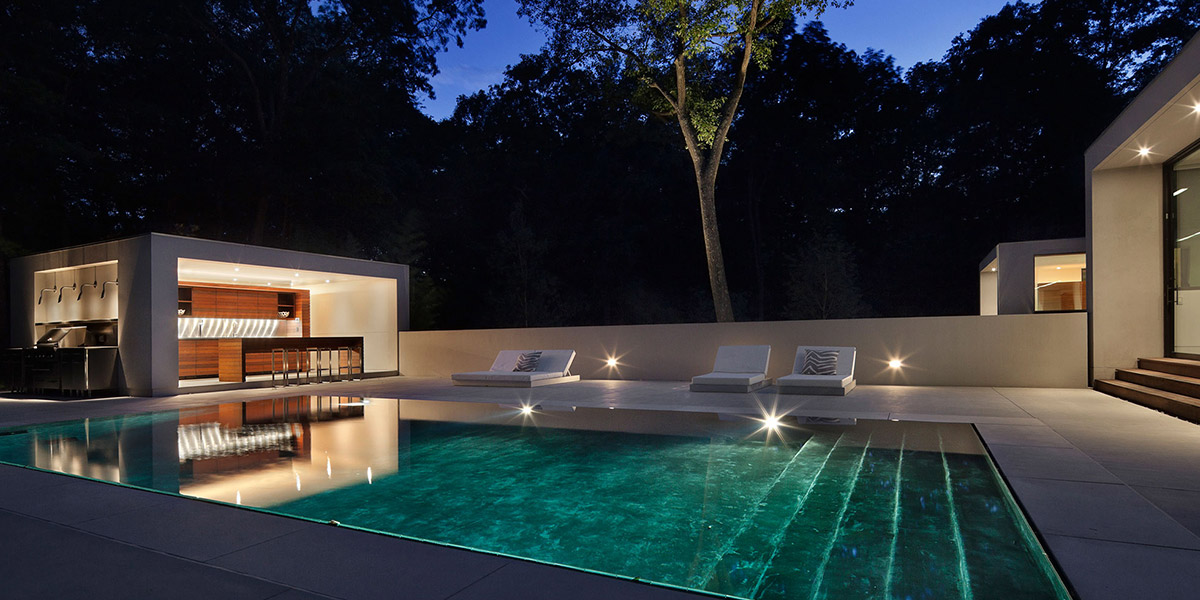 New Canaan Residence Spectacular Home And Pool
