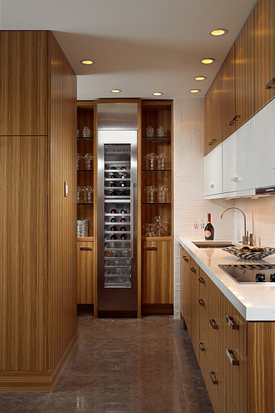 One Bal Harbor Residence Kitchen