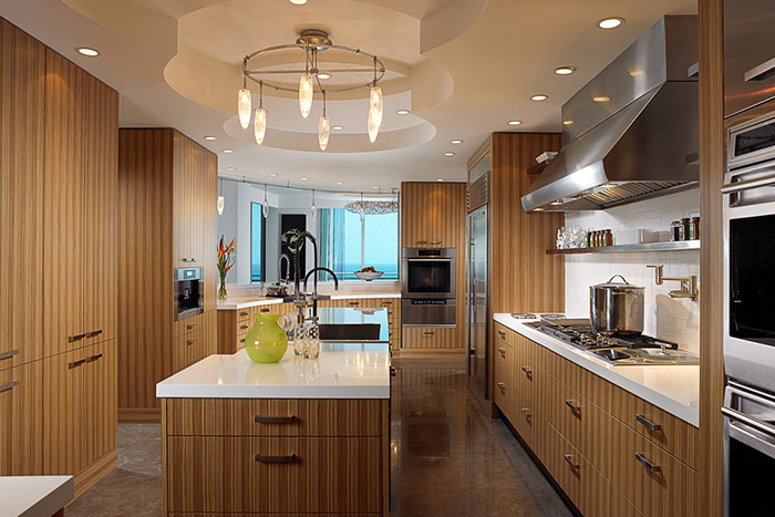 One Bal Harbor Residence by K2 Design Group Kitchen