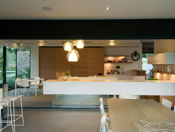Open-Plan Kitchen Design