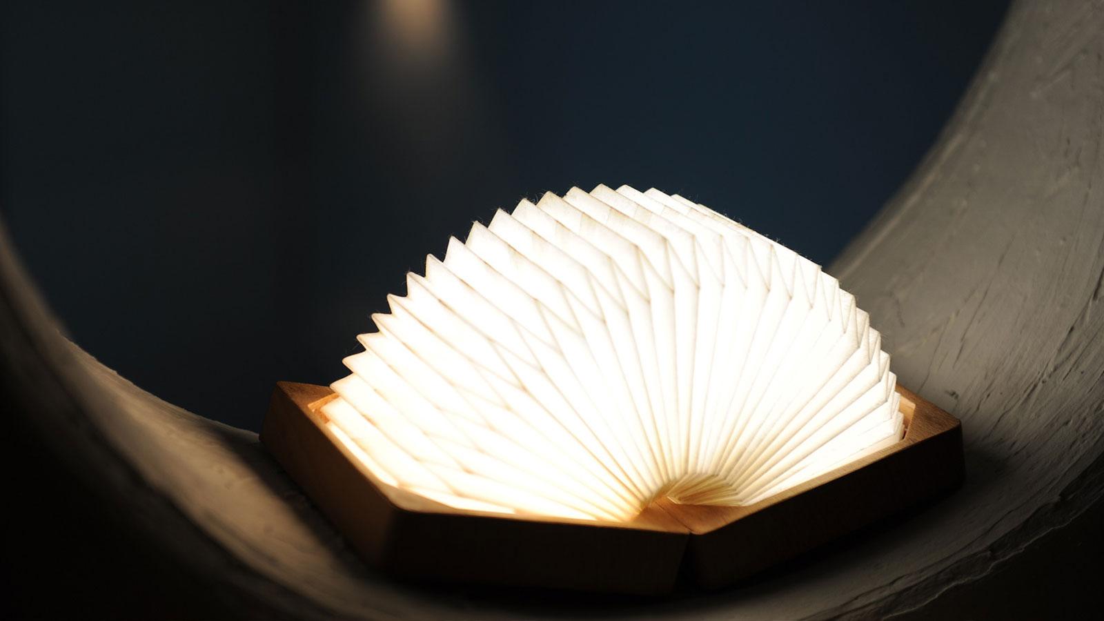 Orilamp Smart Origami Lamp That Brings Back Childhood