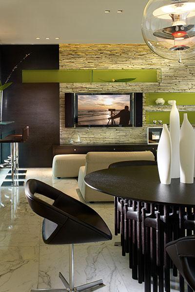 Palazzo Del Mare Stunning Apartment In Florida By Pepe Calderin Design