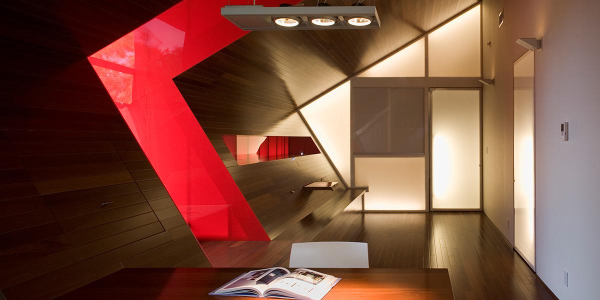 Peninsula Residence Unique Attic Design By Bercy Chen Studio