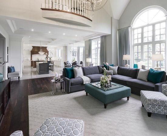 Peyton Residence by Jane Lockhart Interior Design