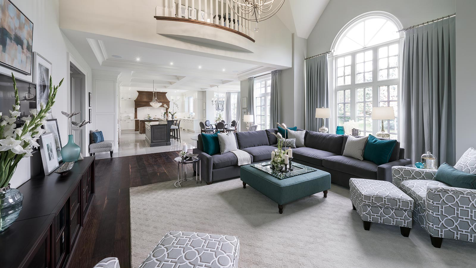 Peyton Residence by Jane Lockhart Interior Design